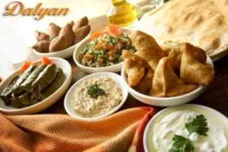 Dalyan - Eight Dish Turkish Meze Lunch With Baklava For Two - Save 62%
