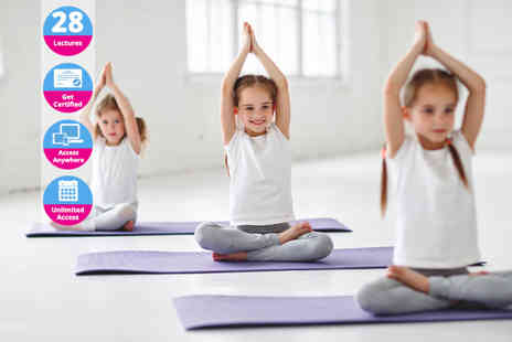 OfCourse - Yoga for children music and activities online course - Save 84%