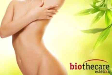 Biothecare Estetika Manchester - Three Ultrasonic Cavitation Sessions With Pressotherapy or Electro Stimulation Treatments - Save 0%