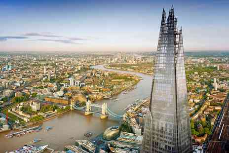 Shard Viewing Gallery Management - The View from The Shard fast track ticket - Save 0%