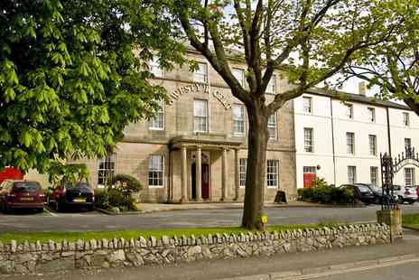The Celtic Royal Hotel - Two nights stay with breakfast - Save 54%