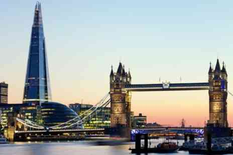 London Stay with Tour Options - One or Two Nights in a Choice of Hotels for Two with Up to Two Attractions - Save 0%