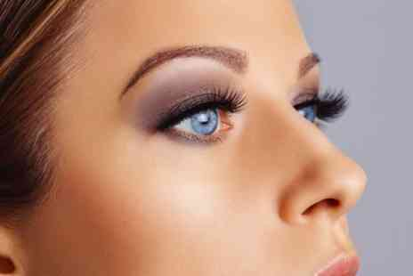 Maya Beauty Lash & Brow - Eyelash Lift and Tint with Optional HD or Henna Brows - Save 50%