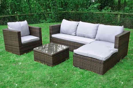 CnDirectBiz - Modular garden corner sofa - Save 75%