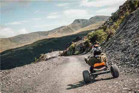 Virgin Experience Days - Quarry Karts Experience - Save 0%