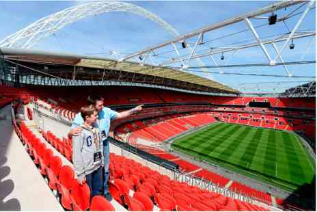 Virgin Experience Days - Wembley Stadium Tour for Two - Save 0%