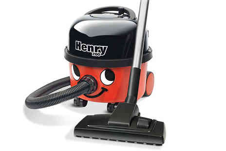K & D Appliances - Henry Vacuum Cleaner - Save 62%