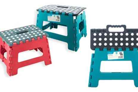Groupon Goods Global GmbH - Multi Purpose Folding Step Stool - Save 0%