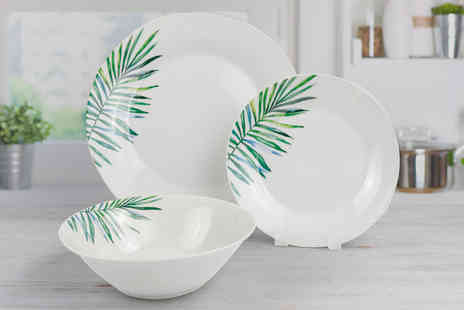 Direct Sourcing Project - 2 piece palmae dinner set - Save 0%