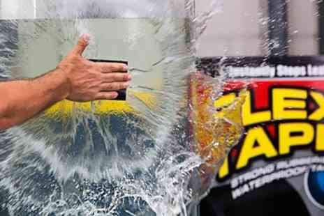 Groupon Goods Global GmbH - One, Two or Three Flex Tape Adhesives - Save 68%
