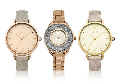 Wowcher Direct - Ladies Lipsy watch choose from six gorgeous designs - Save 0%