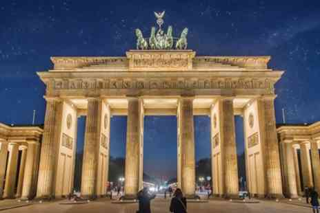 Berlin City Trip at Choice of Hotels - 2 To 4 Nights in a Choice of Hotels with Return Flights - Save 0%