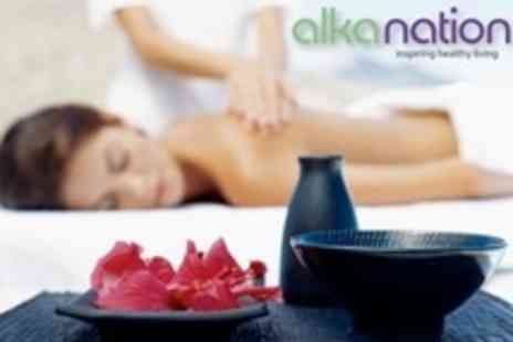 Alkanation - Three Hour Massage Workshop - Save 70%
