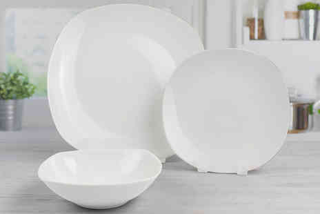 Direct Sourcing Project - 12 piece quadra dinner set - Save 0%