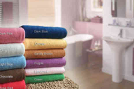 EDDProducts - Rapid drying microfiber towel - Save 60%