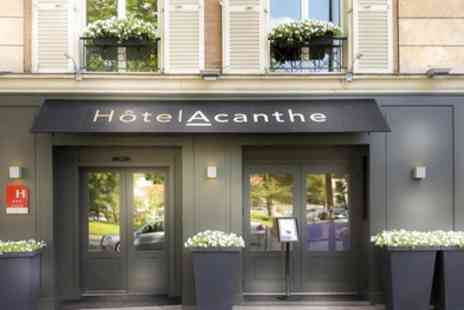 Hotel Acanthe - Double Room for Two with Breakfast - Save 52%