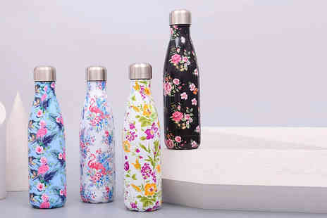 myblufish - Stainless steel water bottle - Save 0%