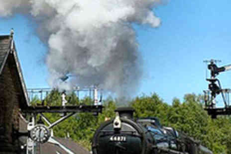 North Yorkshire Moors Railway - Six Tickets for Steam Train Experience - Save 51%
