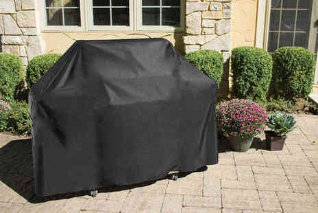 Wishwhooshoffers - Large waterproof barbecue cover - Save 80%