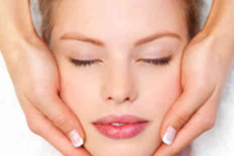 Synergy Source - Acupressure Lymphatic Facial Massage - Save 75%