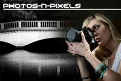Photos N Pixels - Full Day Digital SLR Camera Workshop in Peak District With Lunch For One - Save 68%