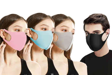 Boni Caro - Four Reusable face masks - Save 0%