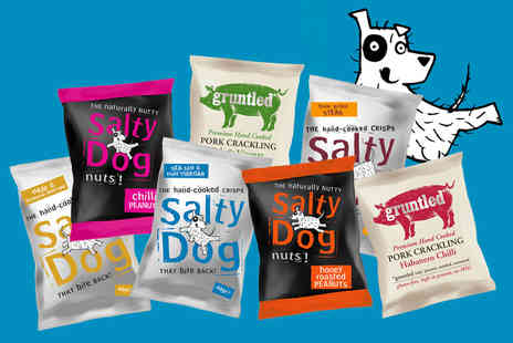 Salty Dog - Seven Pack selection box - Save 0%