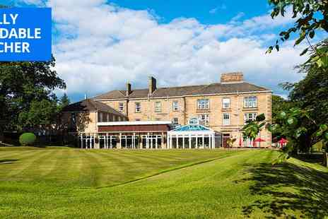 Gilsland Hall Hotel - Two nights Cumbria getaway with dinner - Save 0%