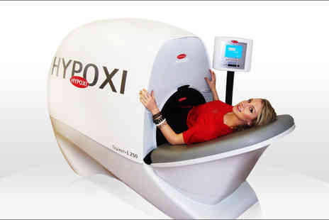 Hypoxi Tone - Three sessions of Hypoxi Therapy including a consultation - Save 74%