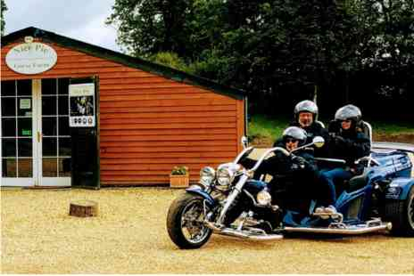 Virgin Experience Days - Chauffered Countryside Trike Tour and Lunch for Two - Save 0%