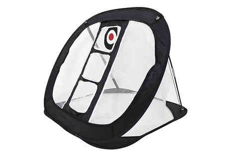 EClife Style - Hole in One Pop Up Golf Practice Net - Save 58%