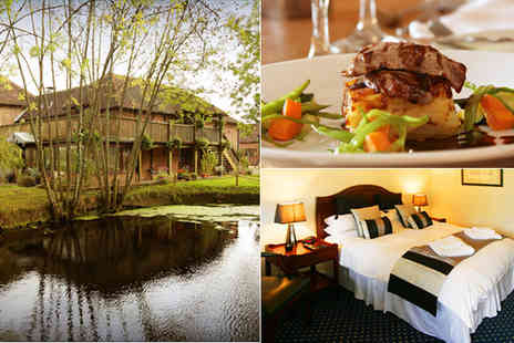 Crockstead Farm Hotel - Two night stay for two includes a delicious breakfast on both days - Save 58%