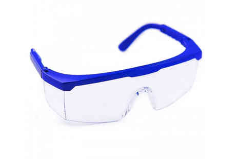 CnDirectBiz - Pack of five protective goggles - Save 0%