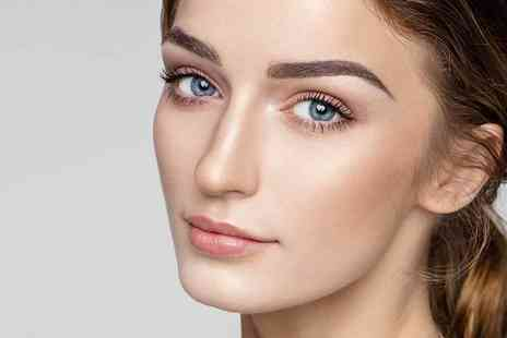 Sol Cosmedics - Semi permanent hairstroke microbladed eyebrow makeup - Save 83%
