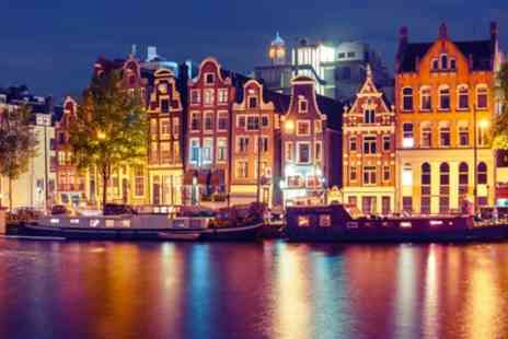 Savoy Hotel Amsterdam - Room Stay for Two or Four - Save 63%