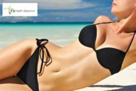 Health Spectrum Clinic -3 Sessions of i Lipo and Power Plate - Save 77%