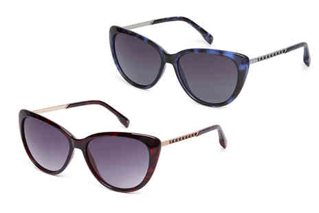 Brand Arena - Pair of Karen Millen sunglasses choose from two designs - Save 0%