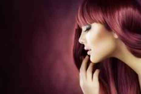Glamorous Hair & Beauty - Cut & blow dry with t bar foils or full head foils, or a tint, cut and blow dry - Save 74%