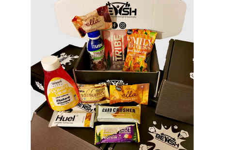 Bewsh - Vegan Protein Snack Box Subscription - Save 37%