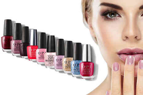 Avant Garde - OPI 15ml nail polish choose from 11 colours - Save 63%