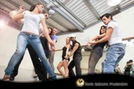 Rio Zouk Fusion - 12 Hours of Dance Classes - Save 86%