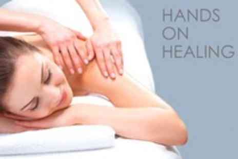 Hands On Healing - 60 Minutes Worth of Massage - Save 62%