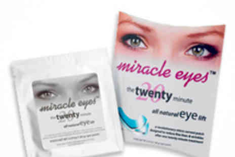 Bioenergiser - Ten Pairs of Miracle Eyes Contour Patches - Save 90%