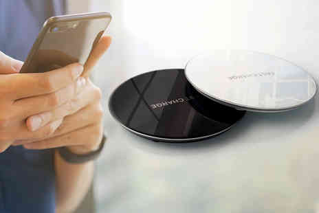 Magic Trend - Mirror wireless phone charger - Save 80%