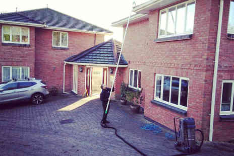 IB Cleaning - Gutter cleaning for one home - Save 36%