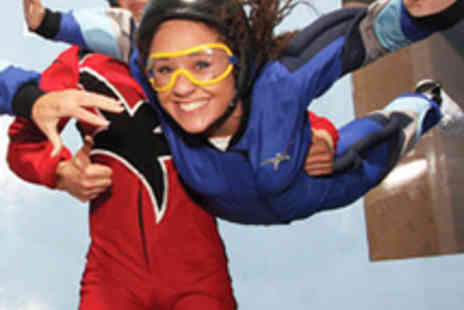 Bodyflight - Indoor Skydiving Experience and Flight DVD - Save 54%