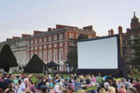 The Luna Cinema - Two Tickets To Outdoor Cinema - Save 52%