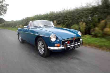 Virgin Experience Days - Classic Car Country Drive Taster - Save 0%