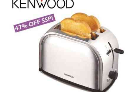 Kenwood - Moda 2 Slice Toaster - Save 47%