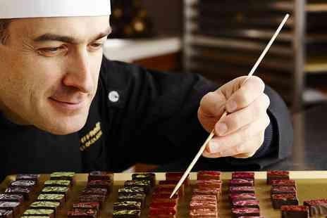 Iain Burnett Highland Chocolatier - Scrumptious chocolates and at home tasting for 2 - Save 32%